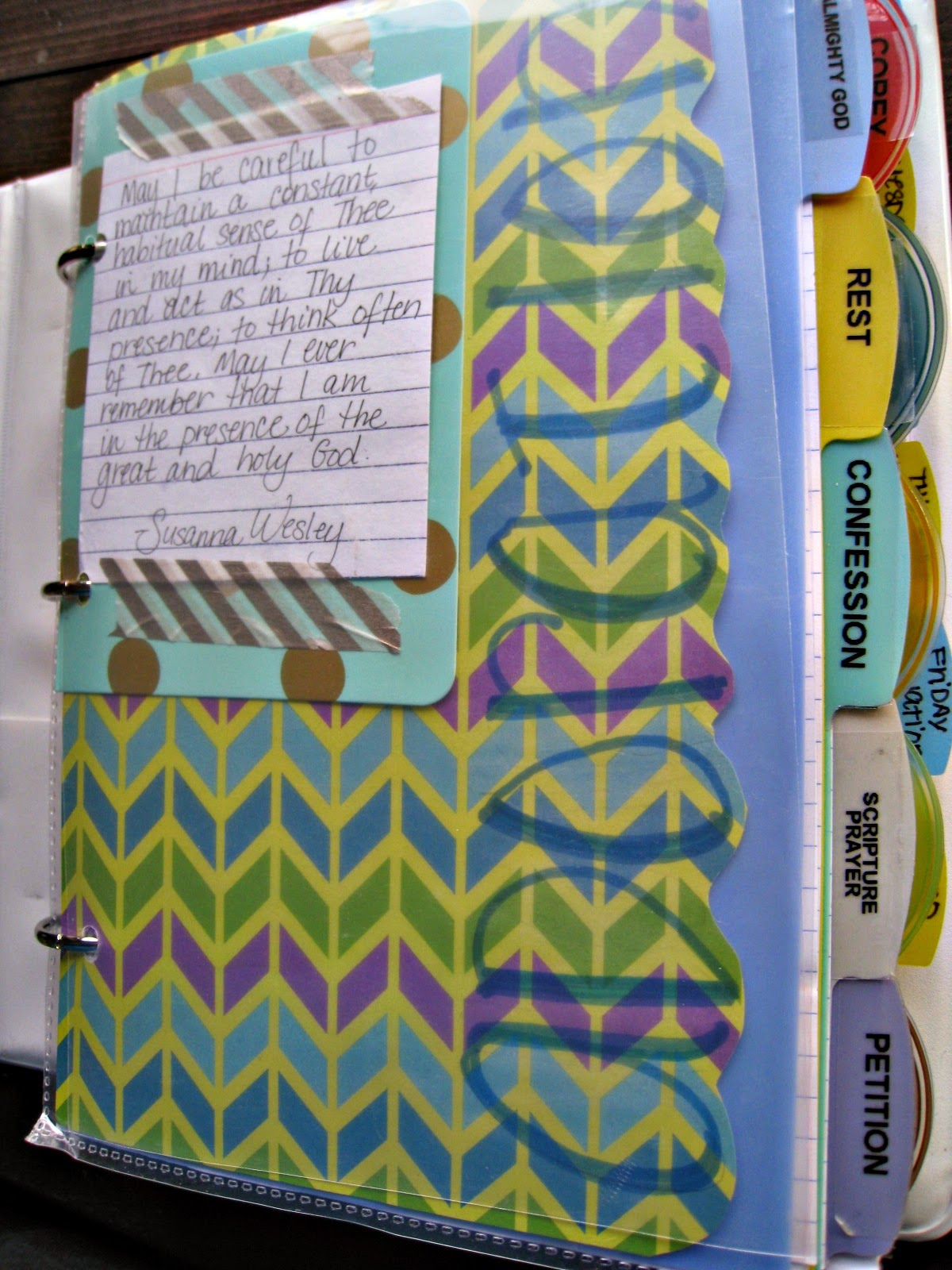 Stone Soup For Five Prayer Binder Tutorial Part Two The